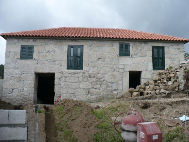Casa da minha avó em Vila Real – data de construção 1733