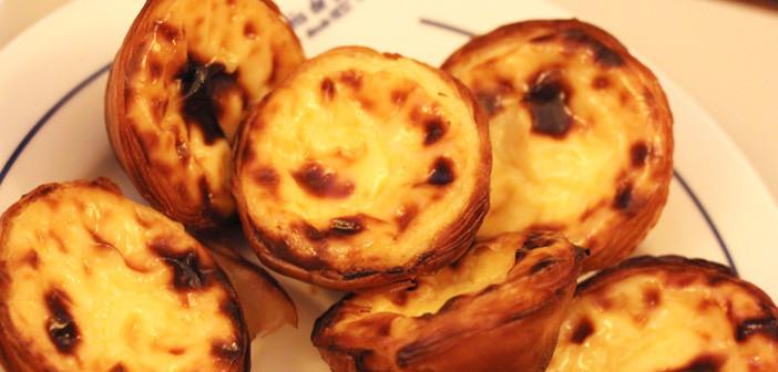 Pasteis de Belem em Lisboa
