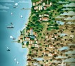 portugal-Map-Illustrations-KHUAN-KTRON