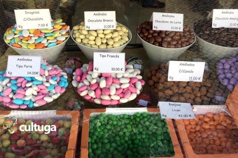 páscoa em portugal: amêndoas