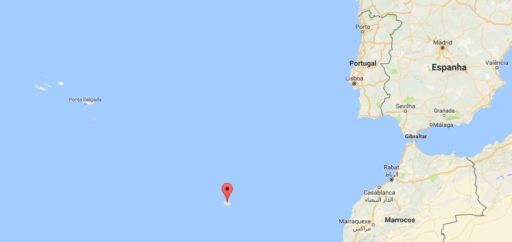 mapa do arquipelago da madeira Afinal, quantas ilhas tem o arquipélago da Madeira?   Cultuga mapa do arquipelago da madeira