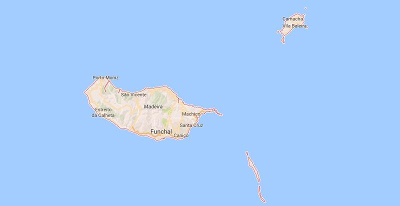 arquipélago da madeira mapa Afinal, quantas ilhas tem o arquipélago da Madeira?   Cultuga arquipélago da madeira mapa