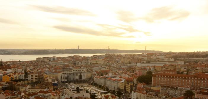 Miradouro Nossa Senhora do Monte em Lisboa