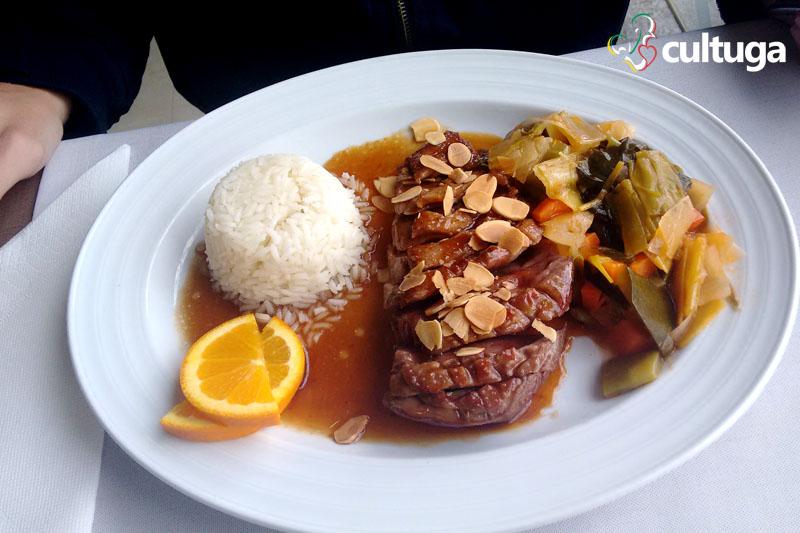 onde comer em Fátima: restaurante manhãs