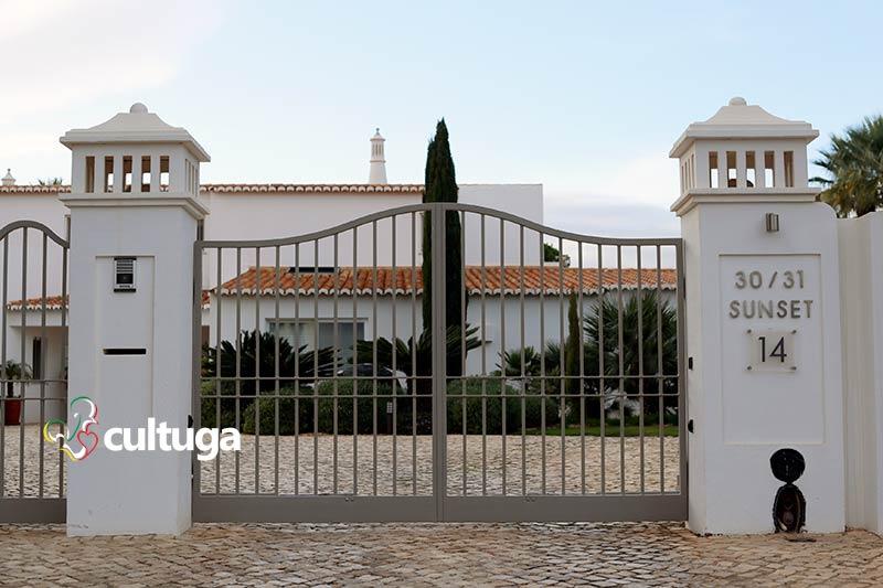 Casa Ayrton Senna Algarve Portugal