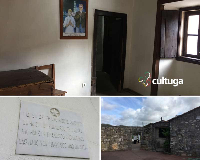 O que fazer em Fátima: visitar a casa dos pastorinhos