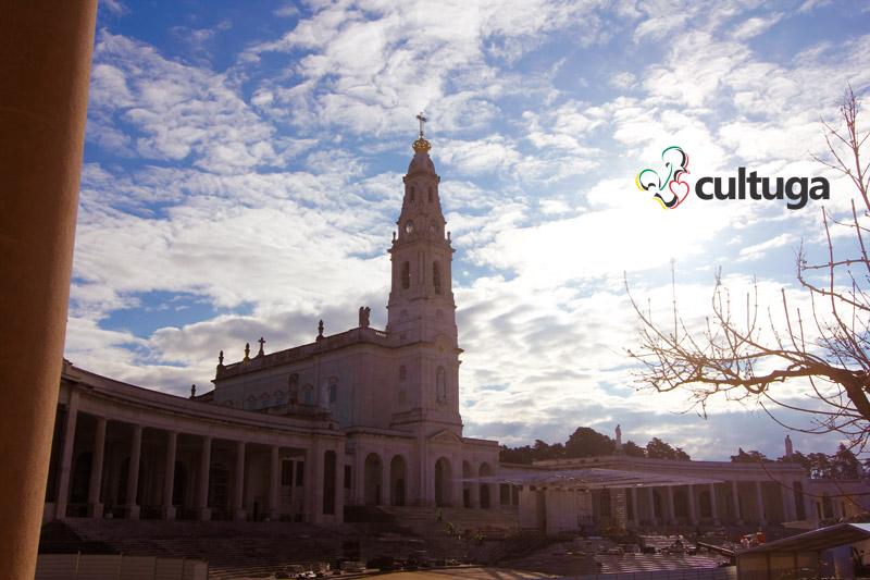 roteiro em fátima: basílica nossa senhora do rosario