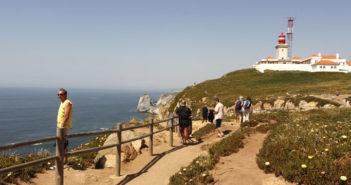 Visitar o Cabo da Roca, ponto mais ocidental da Europa, Portugal