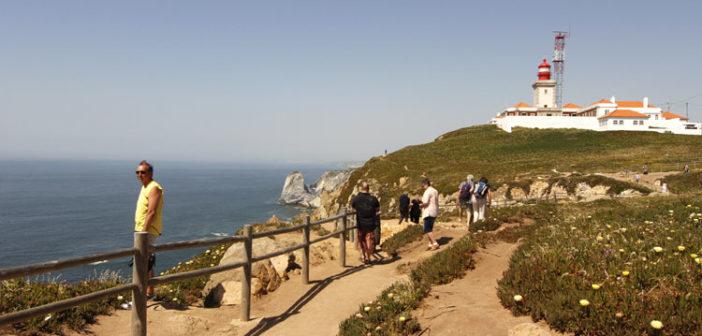 Cabo da Roca - Ponto mais ocidental da Europa