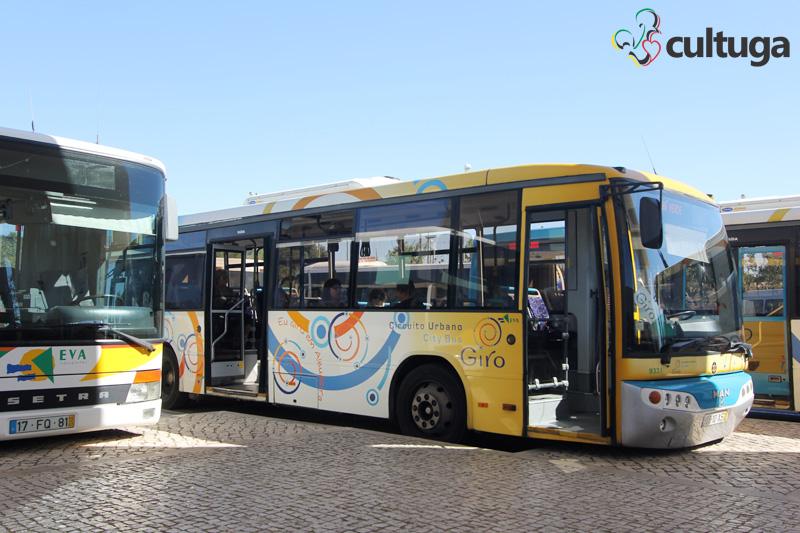 """Transporte urbano de Albufeira: """"Giro"""""""