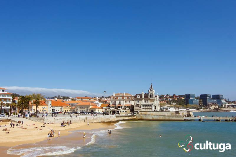 Bate-volta de Lisboa: praias de Cascais