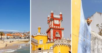 Bate-volta de Lisboa: Cascais, Sintra e Óbidos