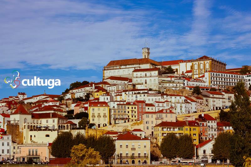 Bate-volta do Porto a Coimbra: vista na Ponte de Santa Clara