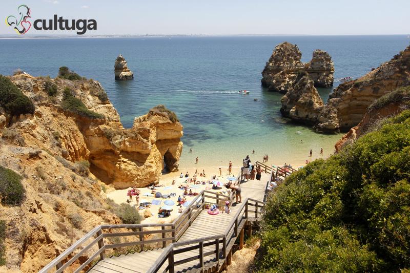 praia do camilo o que fazer em lagos algarve portugal cultuga