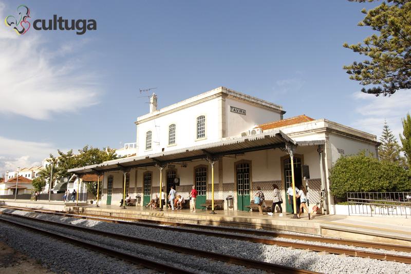Estação de trem de Tavira