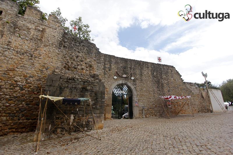 Castelos em Portugal: Castelo de Tavira - Algarve