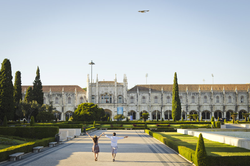 Fotógrafa brasileira: Ensaio fotográfico em Lisboa, Portugal
