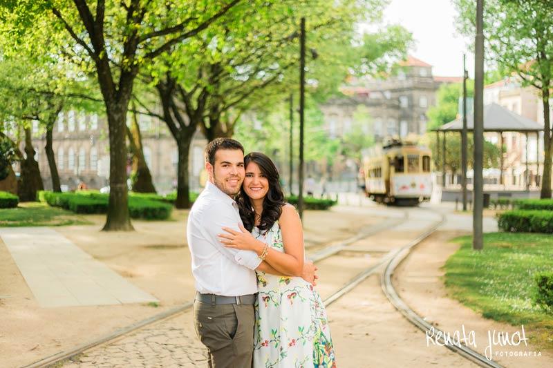 Ensaio fotográfico no Porto em casal Portugal