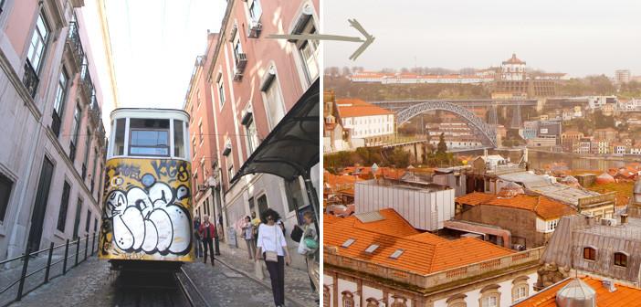 Como ir de Lisboa ao Porto de maneira rápida e barata?