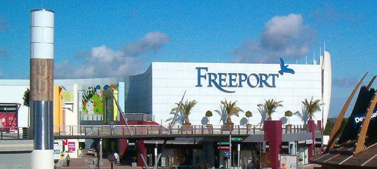 Outlet Lisboa Portugal: Freeport