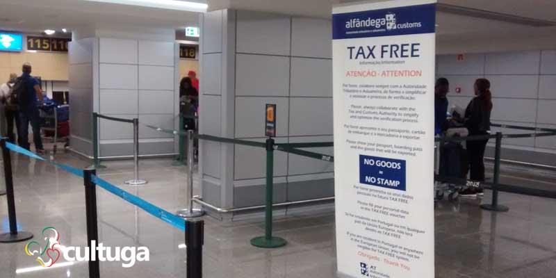 compras tax free portugal cultuga