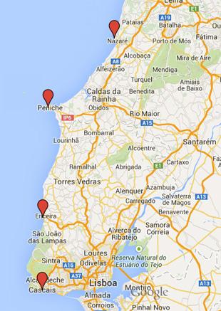cascais_ericeira_peniche_nazare_mapa