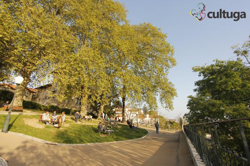 Primavera em Portugal: Jardim do Torel, em Lisboa