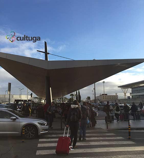 Uber Aeroporto de Lisboa
