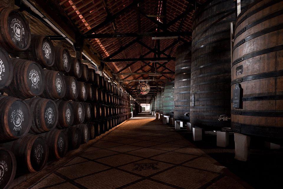Caves de vinho do Porto Portugal: Cockburn