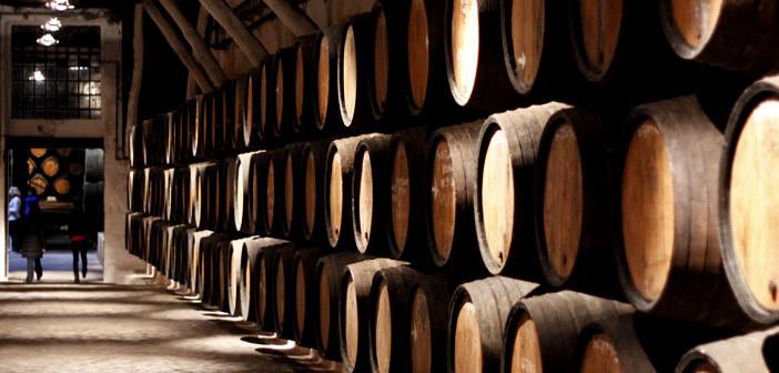 Caves de vinho do Porto Portugal