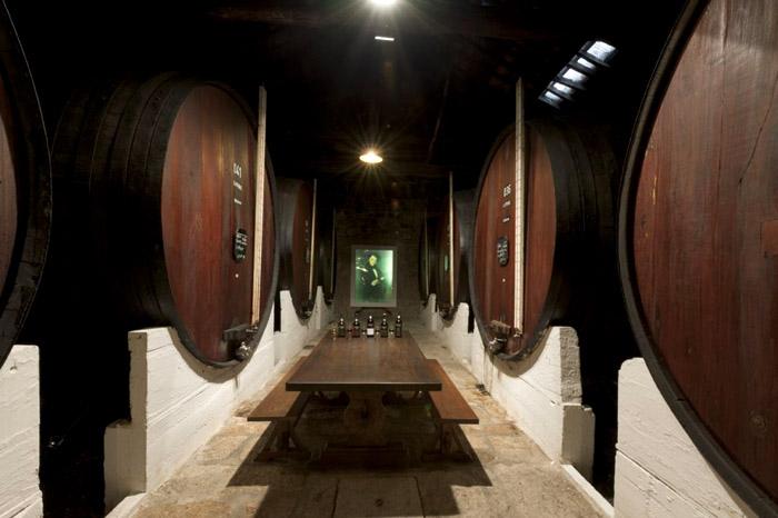 Caves de vinho do Porto Portugal: offley