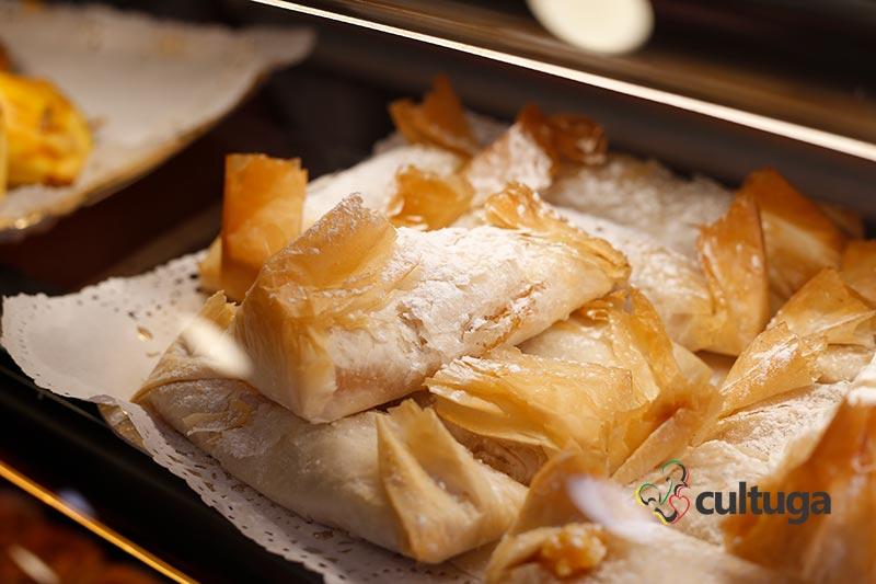 doces portugueses pastel de tentugal