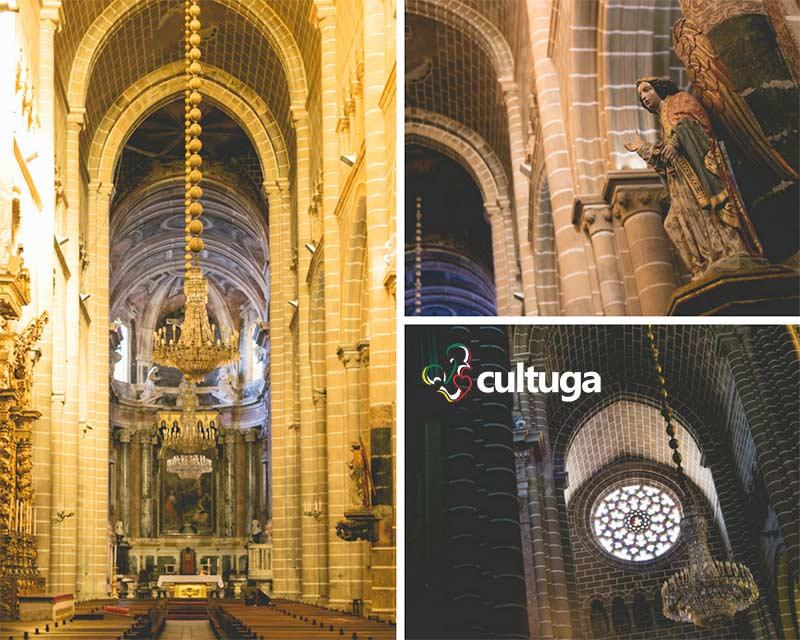 O que fazer em Évora: Sé Catedral de Évora