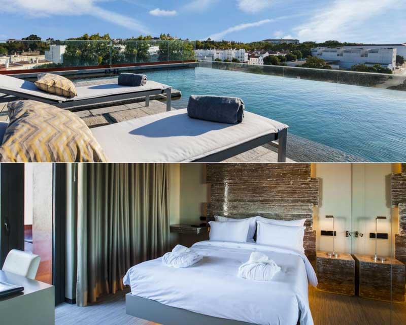 Onde dormir em Évora: Vitória Stone Hotel