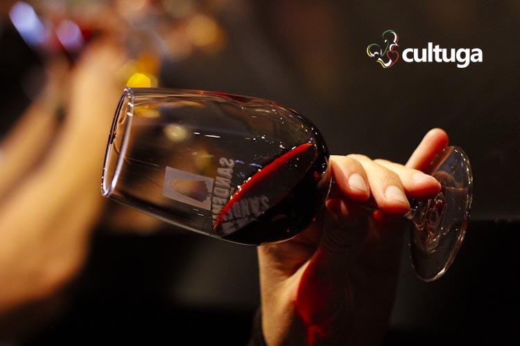 Caves de vinho do Porto Portugal: sandeman