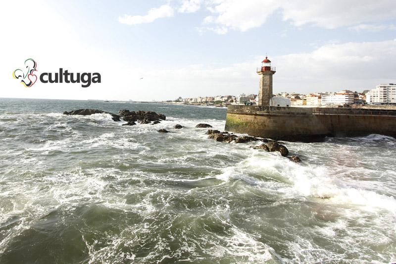 Foz do Douro, quando o Rio Douro encontra com o Oceano Atlântico