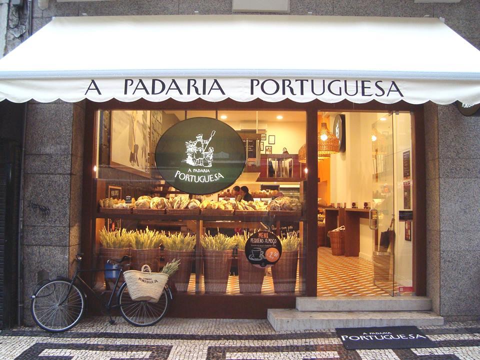 Entrada da Padaria Portuguesa