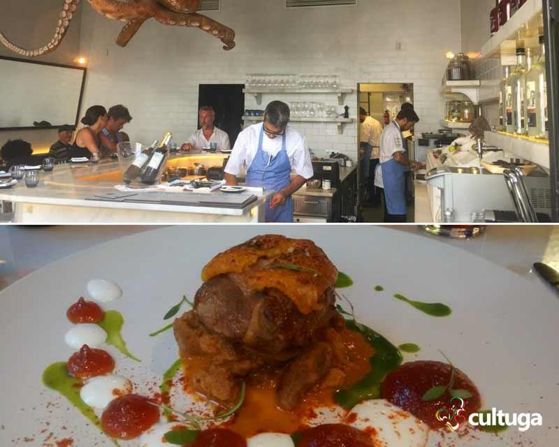 Restaurantes em Lisboa - A Cevicheria e O Talho