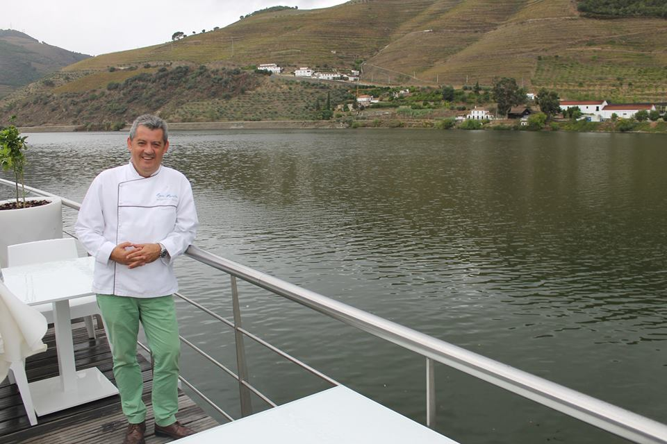 Chef Rui Paula no Vale do Douro