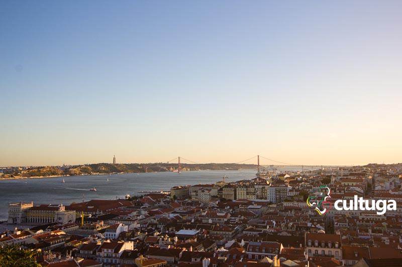 O que ver em Lisboa: mirante do Castelo de São Jorge
