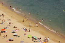 Portugal em agosto: férias de verão