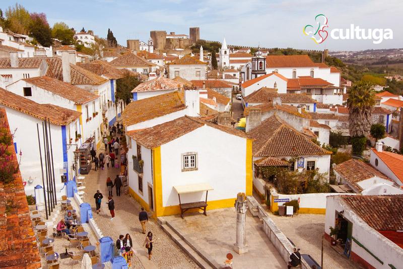 Bate-volta de Lisboa: Óbidos