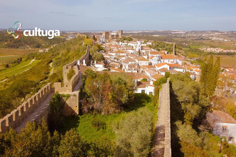 Castelos em Portugal: Castelo de Óbidos
