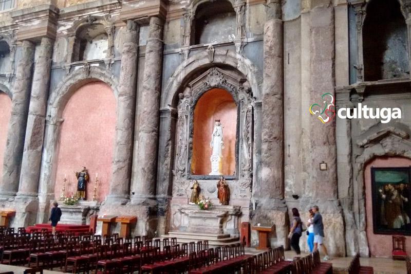 Igreja de São Domingos - Lisboa, Portugal