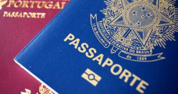 Passaporte brasileiro não precisa de visto para viagem a Portugal