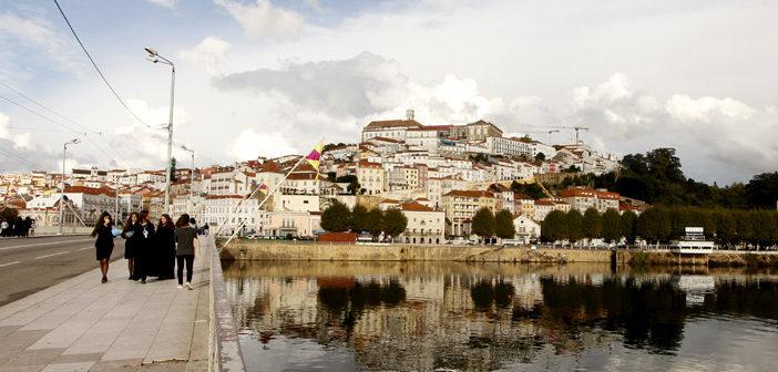 Como ir de Lisboa ou do Porto a Coimbra?