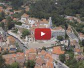Os detalhes da vila de Sintra