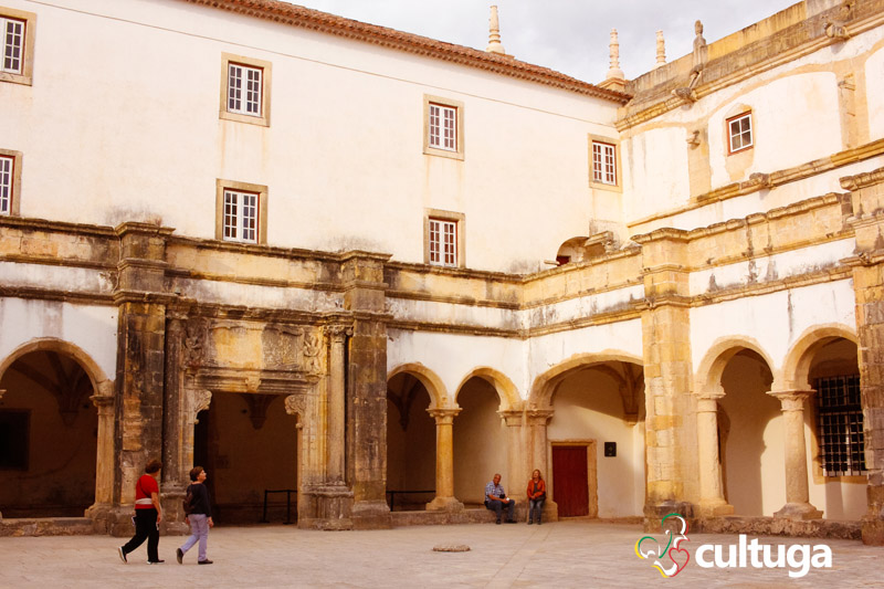 Tomar: por dentro do Convento de Cristo - Portugal