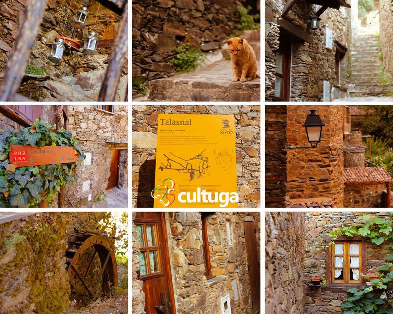 Aldeias pitorescas de Portugal - Talasnal