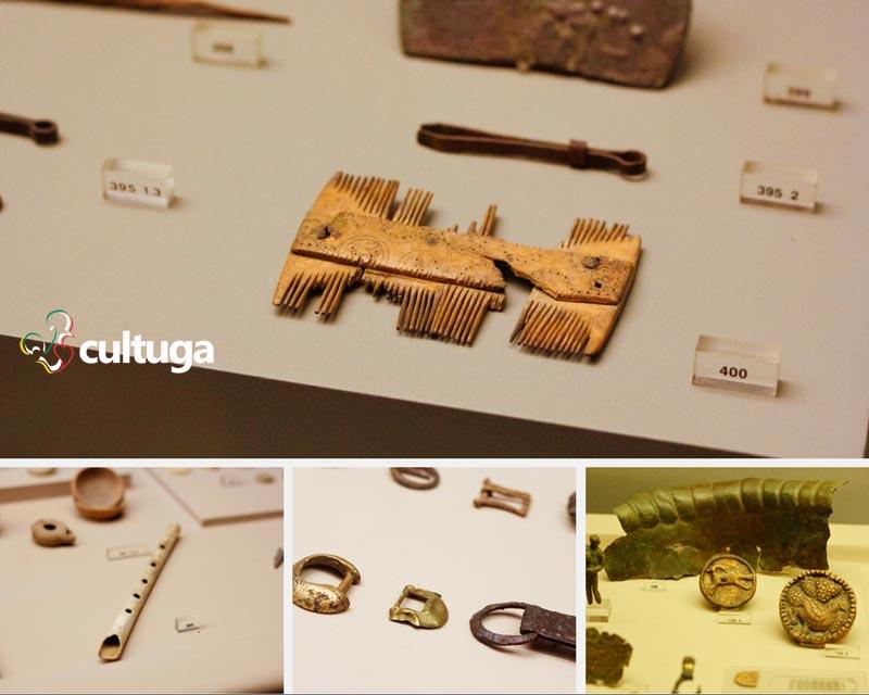 Museu Monográfico de Conímbriga - Portugal
